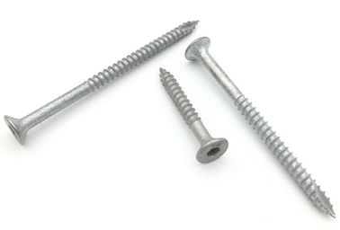 China Internal Hex Drive Drywall Anchor Screws Bugle Batten Mechanical Galvanised supplier